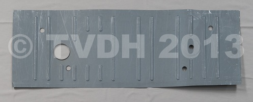 DS Onderdelen - Tankbodemplaat