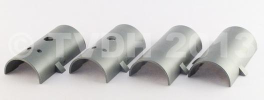 - Teflon lagerschaaltjes stabilisatorstang ( 4 stuks)