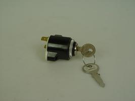 2CV Onderdelen - contactslot met sleutel