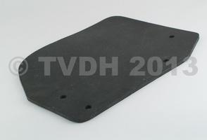 DS Onderdelen - Spatlap voor het achterwiel