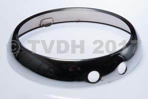 DS Onderdelen - Chroom rand oud type koplamp