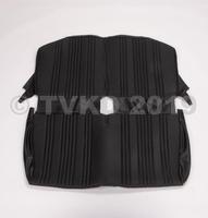 AMI 6  /  AMI 8 Onderdelen - bekleding voorbank zwart skai ami 8