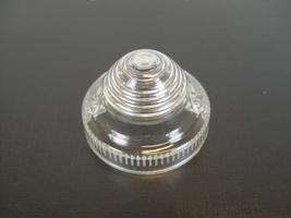 2CV Onderdelen - achterlichtglas wit