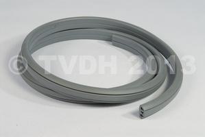 DS Onderdelen - Voorruitrubber grijs