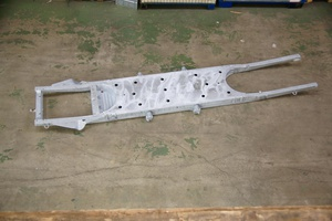 - chassis galva met attest en chassis nr