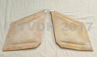 DS Onderdelen - Zijschotjes polyester, Pallas, per paar