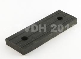 DS Onderdelen - Korte ophangrubber midden