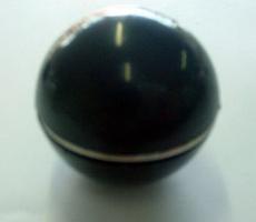 2CV Onderdelen - schakelpookknop zwart