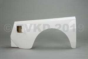 DS Onderdelen - Achtervleugel rechts, polyester, Break