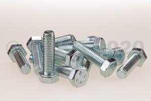 Bouten-moeren-bevestigingsmaterialen etc - bout m7 15 st 25 mm