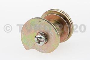 Nieuw op website - reparatieset regeling trommelrem voor 220 mm