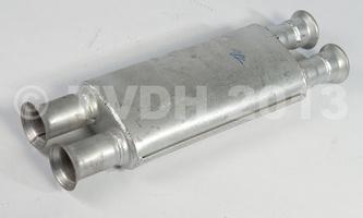 SM onderdelen - SM voordemper