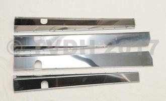 DS Onderdelen - Dorpelbeplating RVS Break