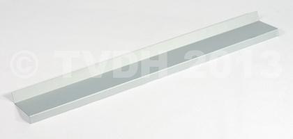 DS Onderdelen - Z-profiel tussen achterpaneel en kofferbodem