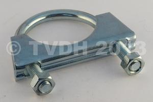 DS Onderdelen - Klem flexibel U-model