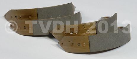 DS Onderdelen - Remschoenen break