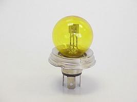 Nieuw op website - gloeilamp geel 6 v 45-40 w