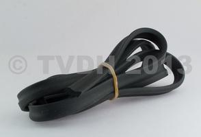 DS Onderdelen - Rubber afdichting koplampglas-voorscherm