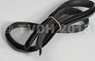 DS Onderdelen - Mousse rubber onder achterzijde dak