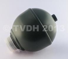 DS Onderdelen - Veerbol voor 59 bar, gelast, nieuw met garantie, LHM,