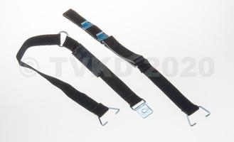 DS Onderdelen - Reservewiel bevestigingsband 165x400