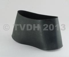 DS Onderdelen - Bekleding luchtinlaat linkerzijde, rubber, tussen kachel en schutbord